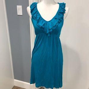 Delirious blue dress